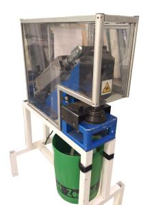 Máquina de ollaos neumática